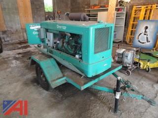Onan Trailered Generator