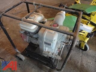 Honda WT20 Portable Trash Pump