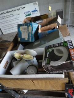 Electrical & Breaker Boxes, Conduit Connectors & More
