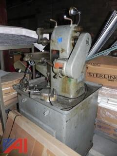 (#1) Sheldon No. 0 Horizontal Milling Machine