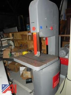 (#12) Furnas Vertical Band Saw