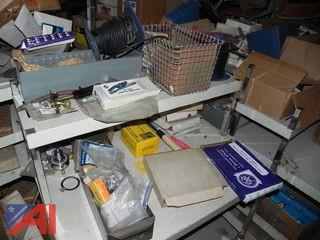 Large Lot of Miscellaneous Welding Related Items (New/Old Stock)
