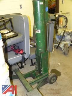 (#B) Weaver Hydraulic Vehicle Lift