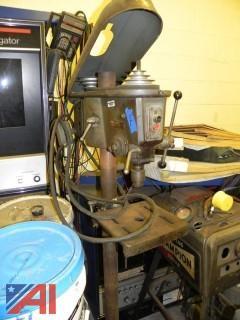 (#F) Rockwell Drill Press