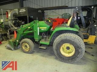 John Deere 4200 Tractor w/ Front Loader