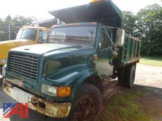 1994 International 4700 Dump Truck