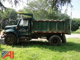 1996 International 4900 Dump Truck