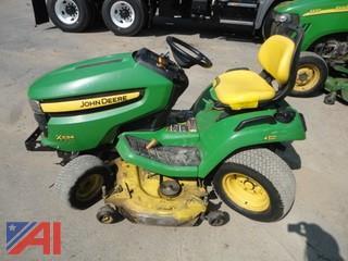 John Deere X534 All Wheel Steering Lawn Mower