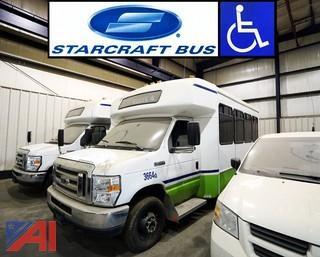 2012 Starcraft/Ford Allstar Wheelchair Shuttle Bus/CO-16