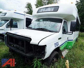2010 Starcraft/Ford E4FF Wheelchair Shuttle Bus/CO-10