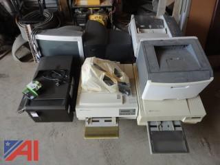 Printers, Monitors, Fax and More