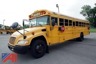 2008 Bluebird Vision School Bus/202
