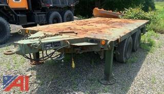 1995 Utility Tool & Body Company M1061A1 5 Ton Trailer