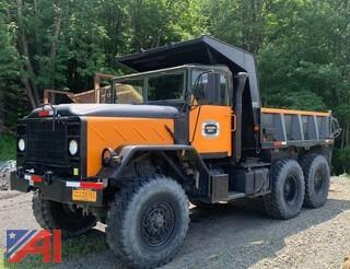 1990 American General M929A1 Dump Truck