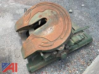 Fifth Wheel Plate (Military)