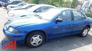 2004 Chevy Cavalier 4 Door