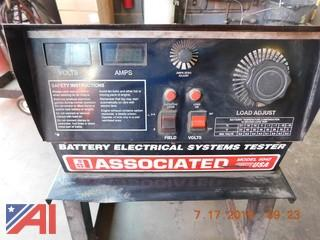 (1581) Associated Battery Electrical System Tester