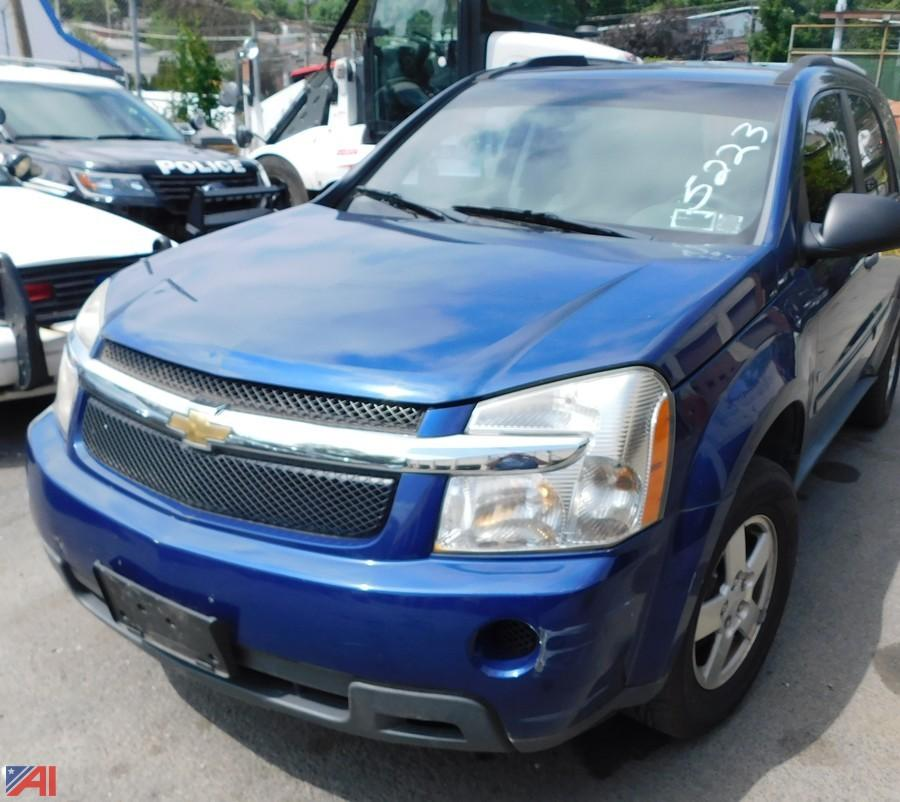 2008 Chevy Equinox SUV