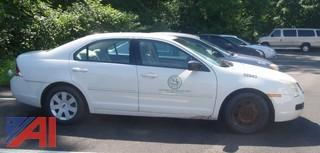 2008 Ford Fusion 4 Door