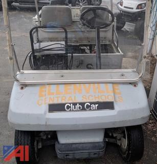 Club Car Golf Cart