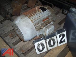 Electric Motor 10HP