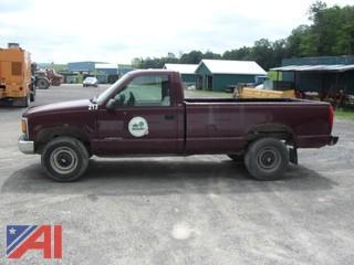 1998 Chevrolet C/K 2500 Pickup Truck
