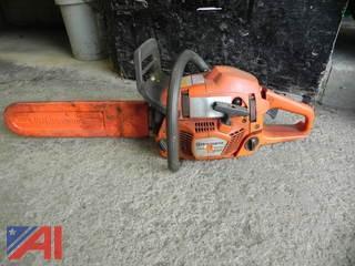(#1) Husqvarna 346XP Chainsaw