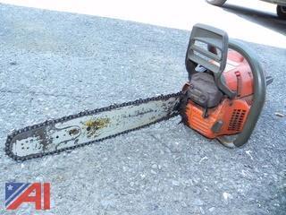 (#2) Husqvarna 346XP Chainsaw