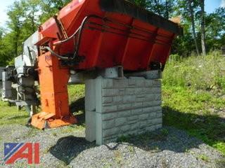 Hydraulic Sander / Spreader