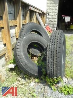 10.00-22 Firestone/Transport Trailer Tires