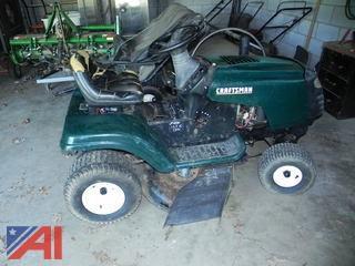 """Craftsman Lawn 42"""" Riding Mower"""
