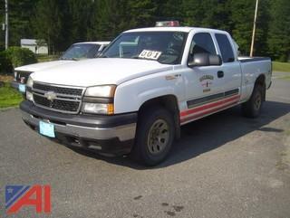 2006 Chevy Silverado LS 1500 Pickup Truck