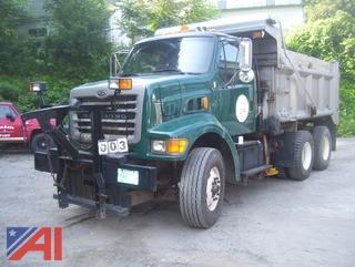 2001 Sterling LT9501 Dump Truck with Sander