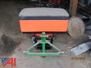 2012 Sno-Pro Sand Spreader