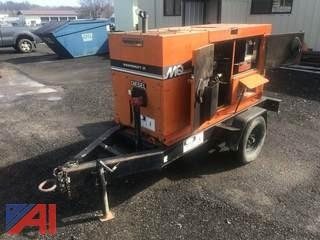 WhisperWatt Diesel Generator