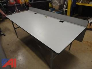 Folding Computer Tables