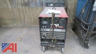 IdealArc Pulse Power 500 Constant Voltage Welder