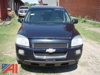 2006 Chevy Uplander Extended Sports Van