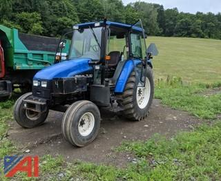 New Holland TL90 Tractor