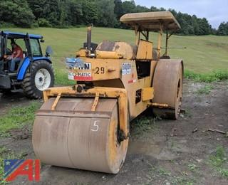 Galion Roll-O-Matic Roller
