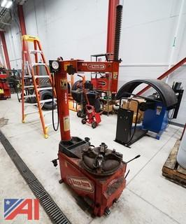 Accu-Turn #3501 Rim Clamp Tire Changer
