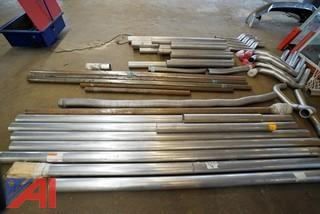 Group of Auto-Jet Muffler Pipes