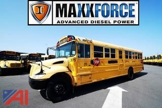 2010 IC CE MaxxForce School Bus/375