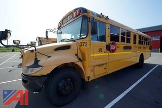 2010 IC CE MaxxForce School Bus/372