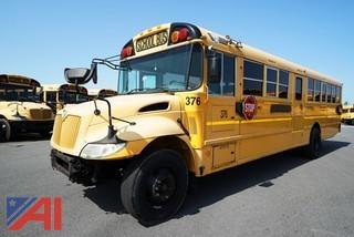 2010 IC CE MaxxForce School Bus/376