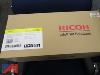 RICOH Yellow Printer Cartridge