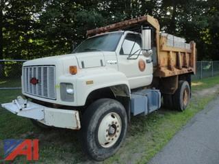 *Video Added* 1992 Chevy/Kodiak C7 Dump Truck