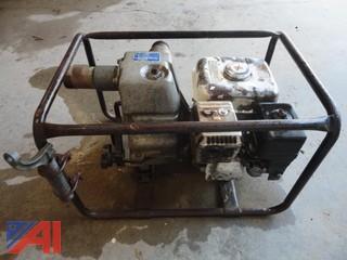 Honda Trash Pump