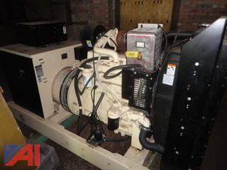 Fast Response Kohler 80 KW Generator