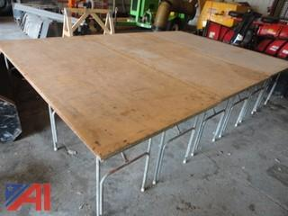Dual Frame Large Tables